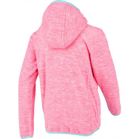 Girls' fleece sweatshirt - Lewro EFREN - 3