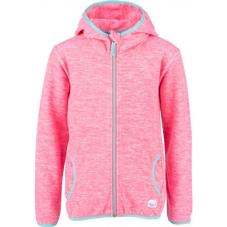Lewro EFREN - Girls' fleece sweatshirt