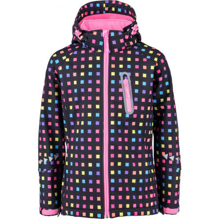 Dievčenská softshellová bunda - Lewro SIXTINE - 1