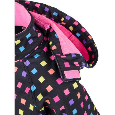 Dievčenská softshellová bunda - Lewro SIXTINE - 4