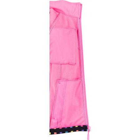 Dievčenská softshellová bunda - Lewro SIXTINE - 5