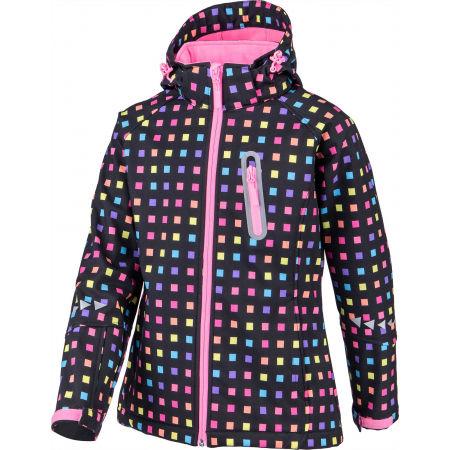 Dievčenská softshellová bunda - Lewro SIXTINE - 2