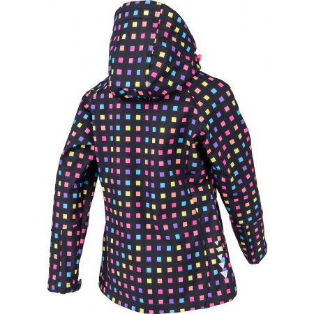 Dievčenská softshellová bunda - Lewro SIXTINE - 3