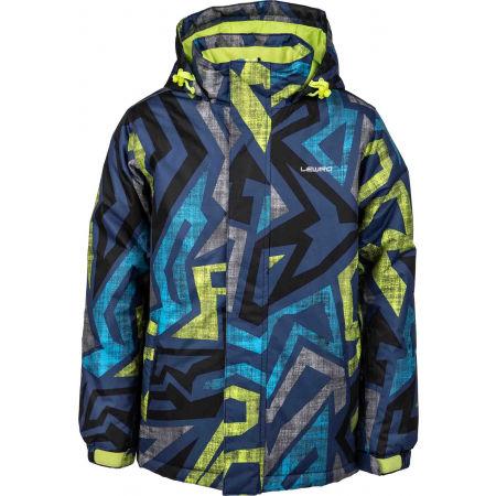 Lewro ANFET - Kids' snowboard jacket