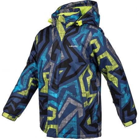 Kids' snowboard jacket - Lewro ANFET - 2