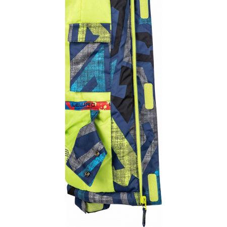 Kids' snowboard jacket - Lewro ANFET - 5