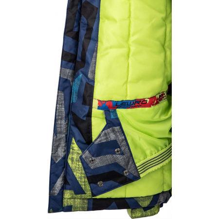 Kids' snowboard jacket - Lewro ANFET - 6