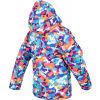 Girls' winter jacket - Lewro SACHET - 3