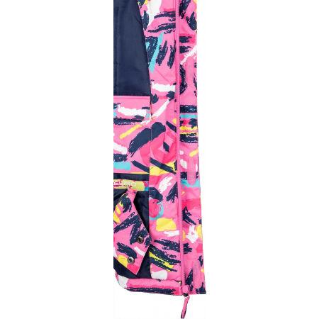 Detská snowboardová bunda - Lewro ANFET - 5