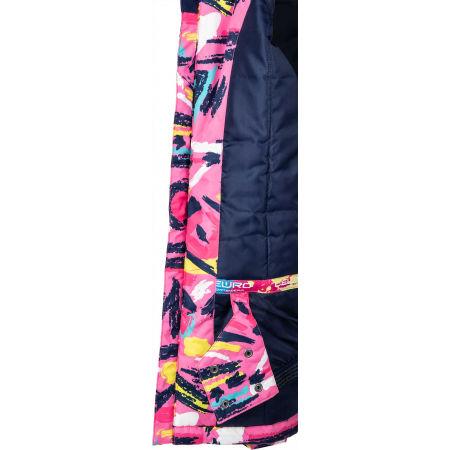 Detská snowboardová bunda - Lewro ANFET - 6