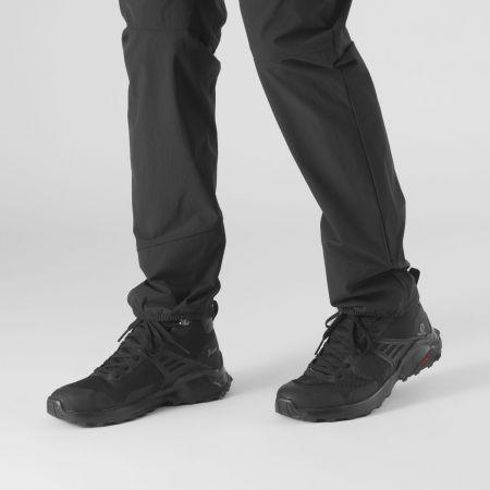 Мъжки туристически обувки - Salomon X RAISE MID GTX - 4