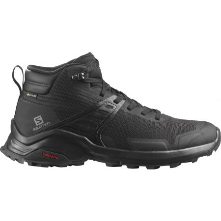 Salomon X RAISE MID GTX - Men's hiking shoes