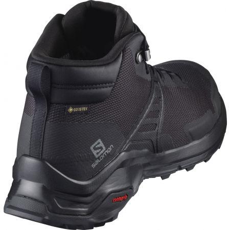 Мъжки туристически обувки - Salomon X RAISE MID GTX - 2