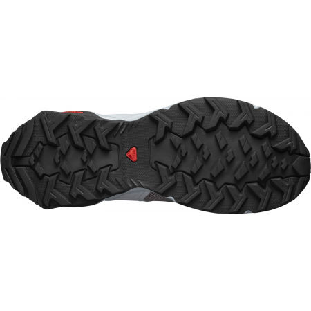 Дамски туристически обувки - Salomon X RAISE MID GTX W - 4