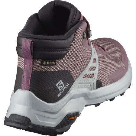 Dámska turistická obuv - Salomon X RAISE MID GTX W - 2