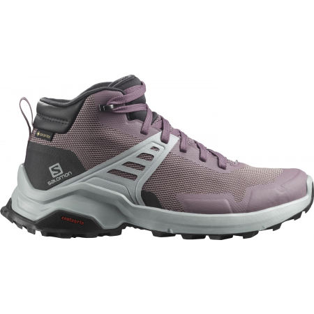 Women's hiking shoes - Salomon X RAISE MID GTX W - 1