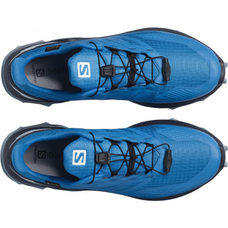 Pánská běžecká obuv - Salomon SUPERCROSS BLAST GTX - 3