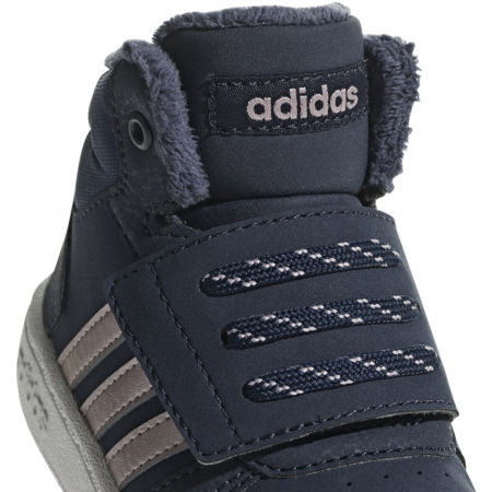 Încălțăminte casual copii - adidas HOOPS MID 2.0 I - 3