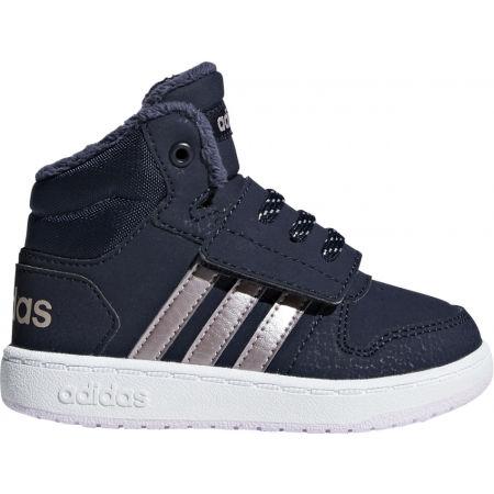adidas HOOPS MID 2.0 I - Dětské volnočasové boty