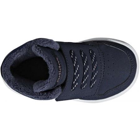 Детски обувки за свободното време - adidas HOOPS MID 2.0 I - 4