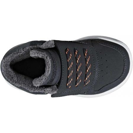Detská voľnočasová obuv - adidas HOOPS MID 2.0 I - 2