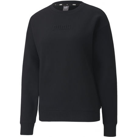 Puma MODERN BASICS CREW FL - Damen Sweatshirt