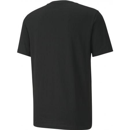 Pánske športové tričko - Puma REBEL TEE V CONTINENTS - 2