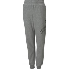 Puma BIG LOGO SWEAT PANTS FL CL B - Pantaloni sport