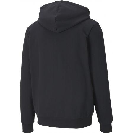 Men's sweatshirt - Puma MODERN BASIC FZ HOODIE FL - 2