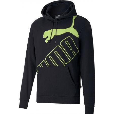 Men's sweatshirt - Puma BIG LOGO HOODIE FL - 1