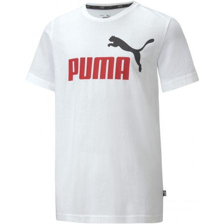 Puma ESS 2 COL LOGO TEE B - Детска тениска