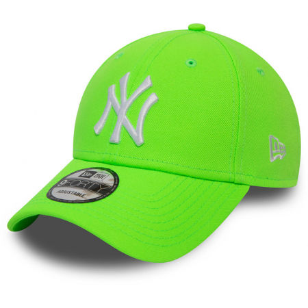 Klubová kšiltovka - New Era 9FORTY ESSENTIAL NEON MLB NEW YORK YANKEES - 1