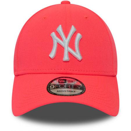 Club baseball cap - New Era 9FORTY ESSENTIAL NEON MLB NEW YORK YANKEES - 2