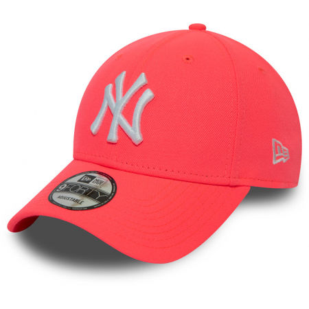 New Era 9FORTY ESSENTIAL NEON MLB NEW YORK YANKEES - Klubowa czapka z daszkiem