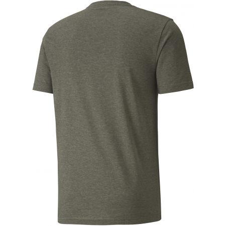 Men's T-Shirt - Puma ESS+ HEATHER TEE - 2