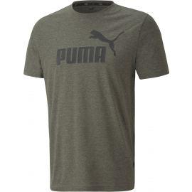 Puma ESS+ HEATHER TEE