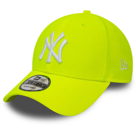 New Era 9FORTY ESSENTIAL NEON MLB NEW YORK YANKEES - Шапка с козирка