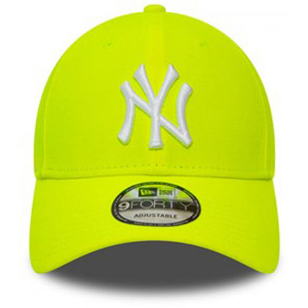 Klubová kšiltovka - New Era 9FORTY ESSENTIAL NEON MLB NEW YORK YANKEES - 2