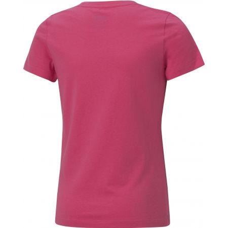 Тениска за момичета - Puma ALPHA TEE G - 2