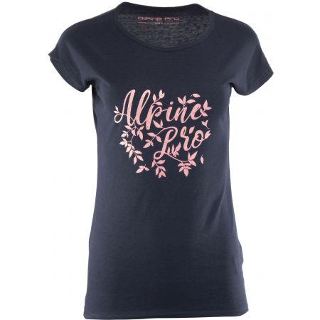 ALPINE PRO ENONA - Tricou pentru femei