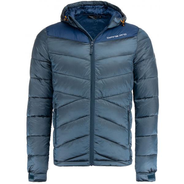 ALPINE PRO TESHUB - Pánska zimná bunda