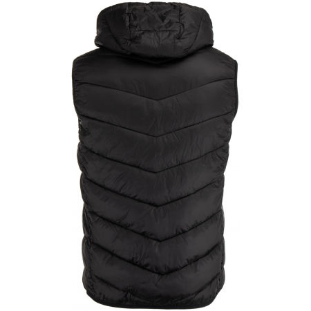 Men's quilted vest - ALPINE PRO PURR - 2