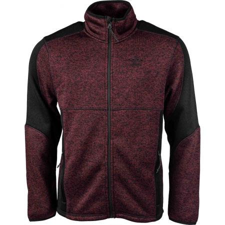 Umbro CHRIS - Férfi fleece pulóver