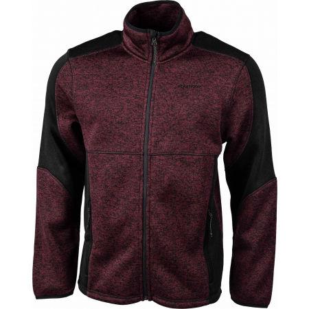 Lotto CHRISSO - Férfi fleece pulóver