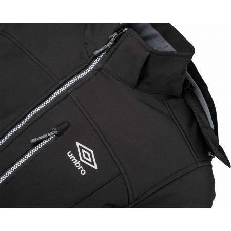Pánska softshellová bunda - Umbro BILL - 5