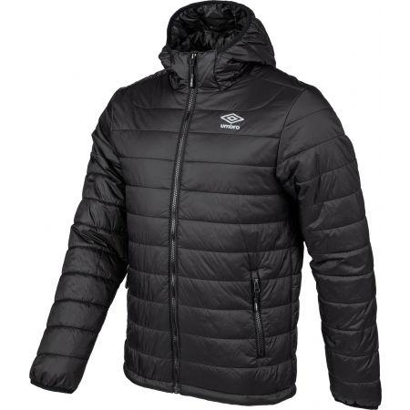 Férfi steppelt kabát - Umbro GEORGE - 2
