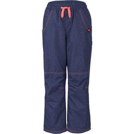 Detské zateplené nohavice - Lewro SIGI - 2
