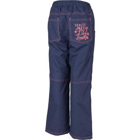 Detské zateplené nohavice - Lewro SIGI - 3