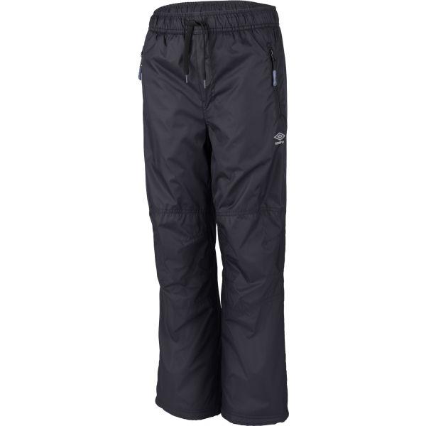 Umbro JOSHUA  116-122 - Dětské zateplené kalhoty