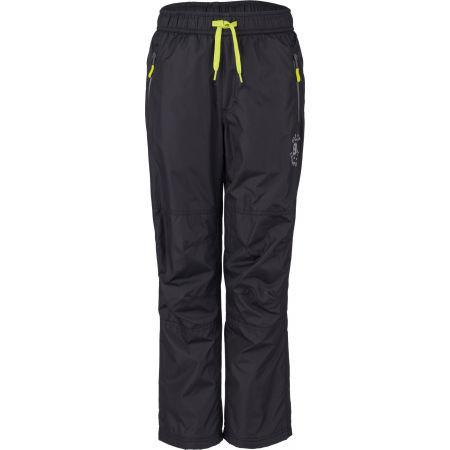 Spodnie ocieplane dziecięce - Lewro TIMOTEO - 2